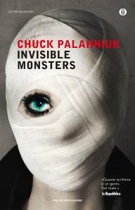 La cover di Invisible Monsters. Tra le tante che si possono trovare in giro non è neanche la più disturbante.